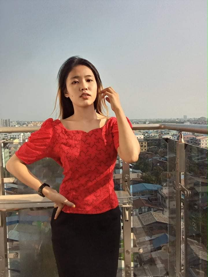Myanmar Tradational dress